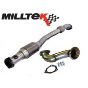 Vauxhall Mk5 Astra VXR Milltek Downpipe and Decat
