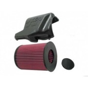 K&N's 57S Performance Airbox Lid & Filter Upgrade
