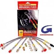 Goodridge Renault Megane 225 Stainless steel brake line kit SRN0610-4P