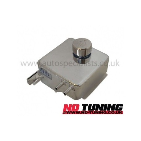 Ford Focus Mk2 Light-Weight Polished Alloy Water Header Tank